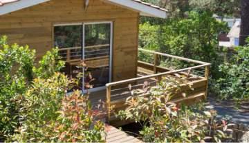 Gagnez de la place avec votre terrasse en bois amovible