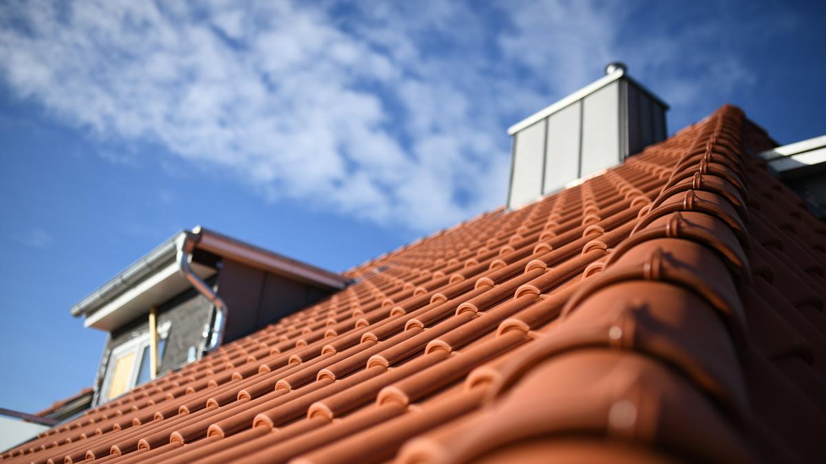 Couverture de toit à Carcans